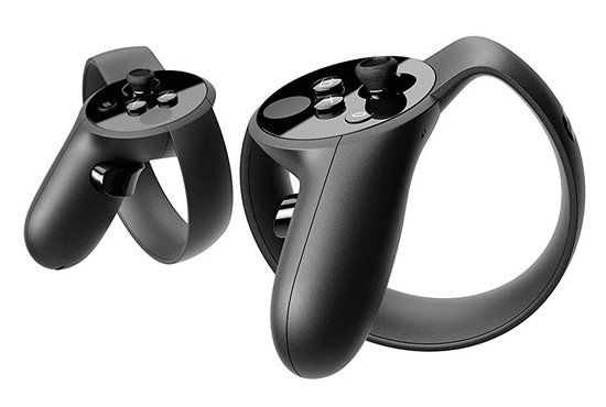 Oculus Touch (Black)
